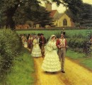 Wagner, Wilhelm Richard: Marche nuptiale (Choeur des fiançailles)
