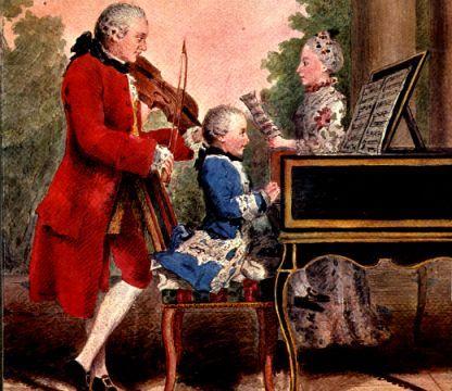 Mozart, Leopold: Allegro in C