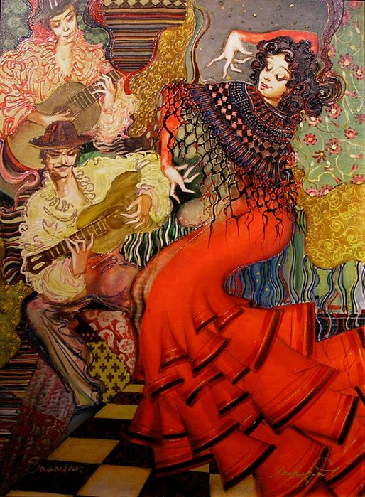 Bizet, Georges: Gypsy Danse