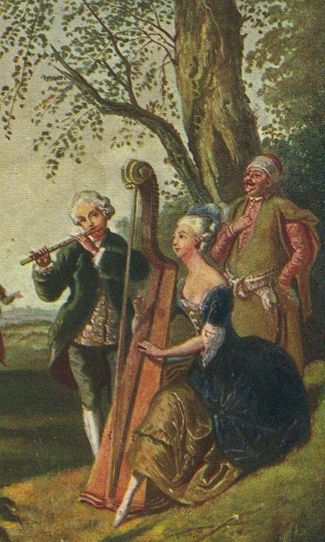 Bach, Johann Sebastian: Polonaise (And Double)