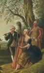Bach, Johann Sebastian: Polonaise (et Double)