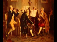 Mozart, Wolfgang Amadeus: Sonate en D majeur, K.545 pour Piano et Quatuor à cordes