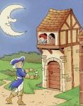 """Dewagtere, Bernard: Petite Cantate sur le Thème """"Au Clair de la Lune"""""""