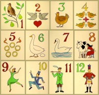 Traditionnel: The Twelve Days of Christmas