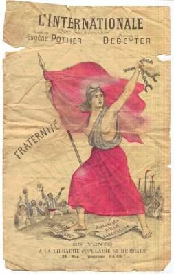 Degeyter, Pierre: The Internationale