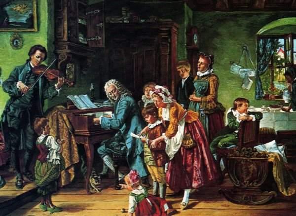 Bach, Johann Sebastian: Minuet in Gm