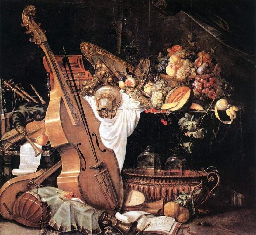 Mozart, Leopold: Burlesque
