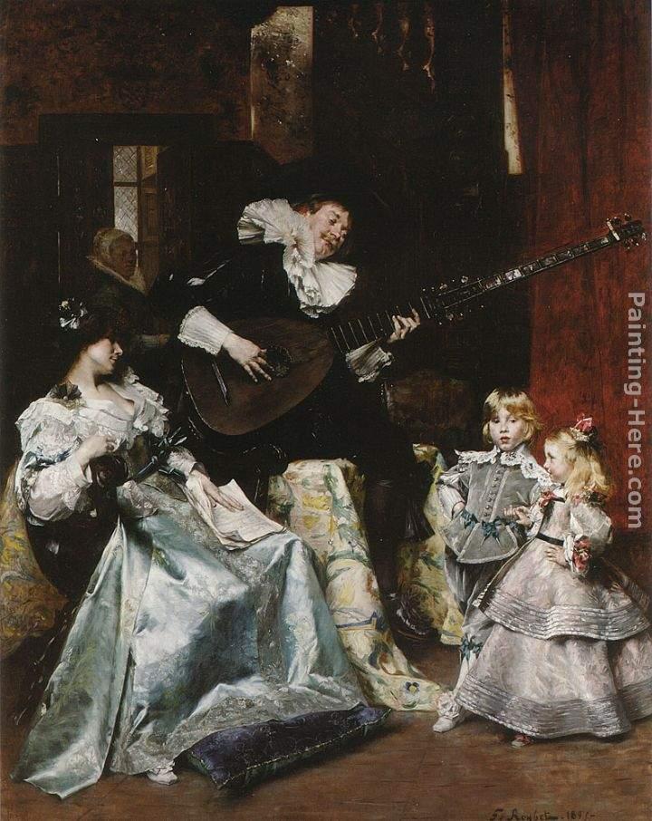 Haendel, Georg Friedrich: Sarabande in Dm