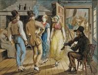 Haydn, Joseph: Danse Allemande N°1, en Ré Majeur