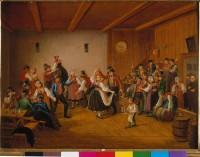 Haydn, Joseph: Danse Allemande N°5, en Sib Majeur