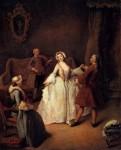 Haydn, Joseph: Danse Allemande N°6, en Mib Majeur