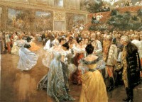 Haydn, Joseph: Danse Allemande N°9, en La Majeur