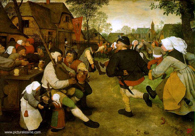 Dewagtere, Bernard: German Dance