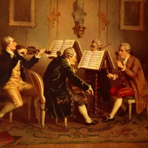 Haydn, Joseph: Scherzo in F
