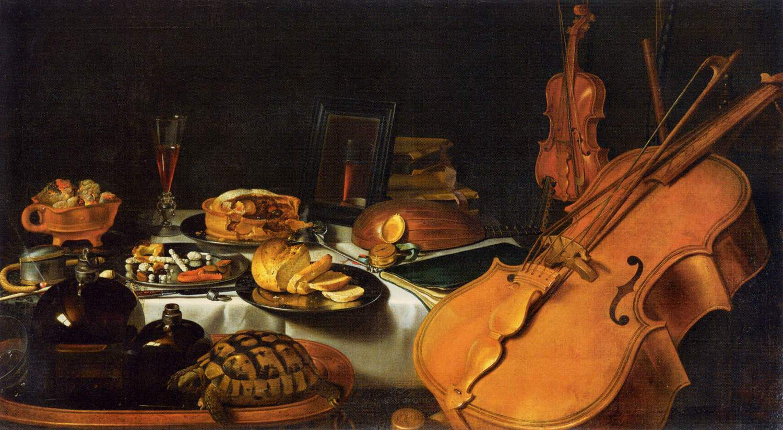 Bach, Johann Sebastian: Courante
