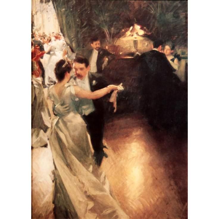 Beethoven, Ludwig van: Waltz No2 in F minor