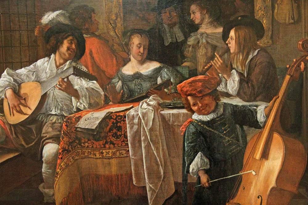 Purcell, Henry: Air en Ré mineur