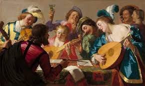 Pachelbel, Johann: Bourrée en Sib Majeur
