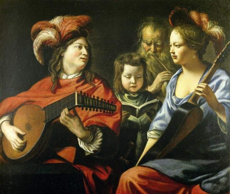 Pachelbel, Johann: Sarabande en Sib Majeur