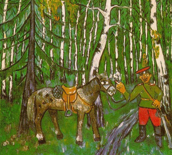 Marche des soldats de bois