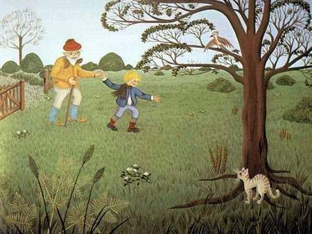 Peter and the Wolf – 5. The Grandfather