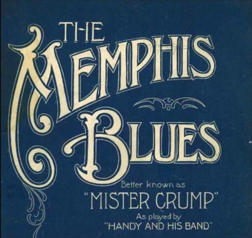 Handy, W.C.: Memphis Blues (Mister Crump)