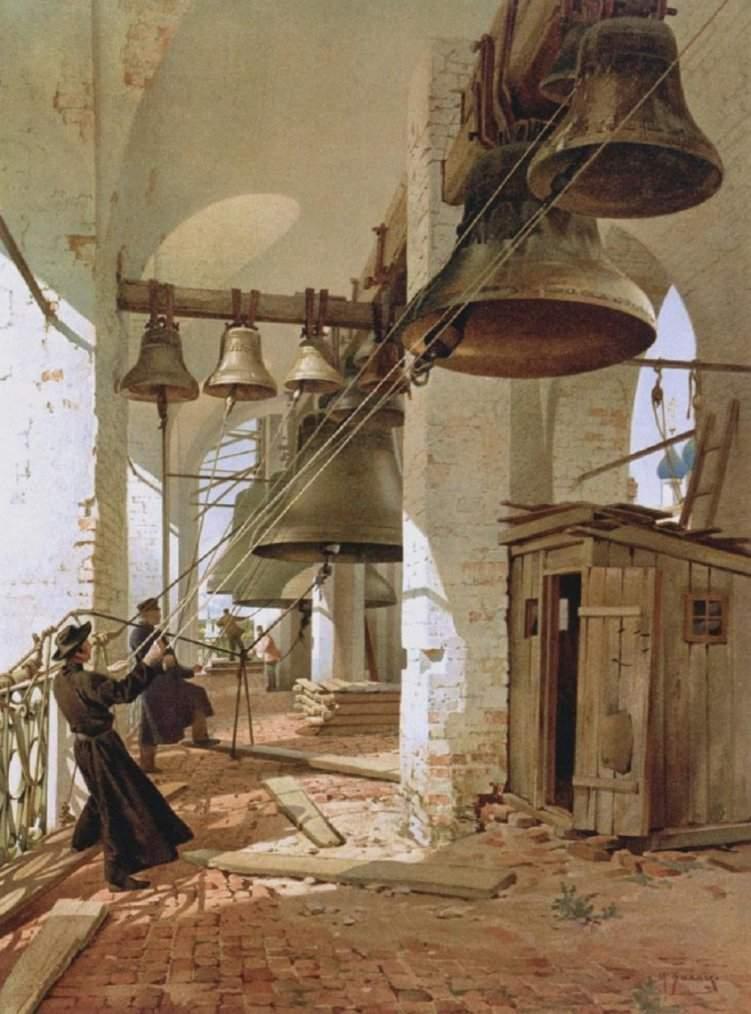 Bizet, Georges: L'Arlésienne (Suite n°1) – 4. Carillon