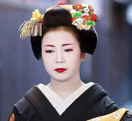 Dewagtere, Bernard: Geisha
