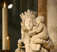 Chevassus, MC et ?: Notre Dame au pilier