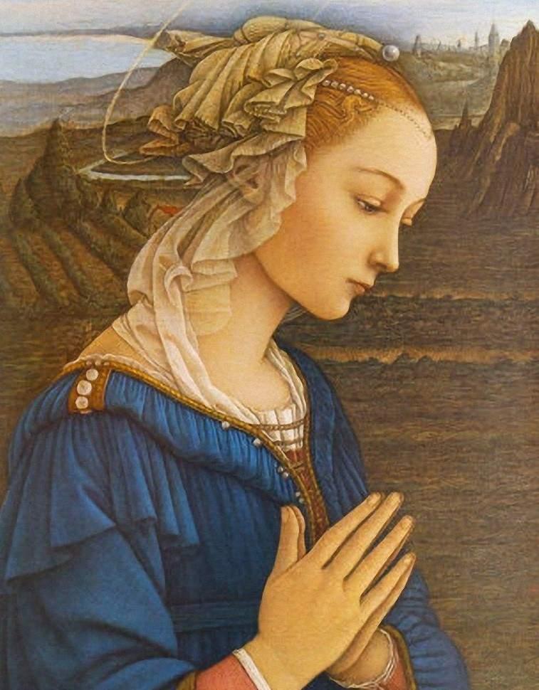 Cantiquespourparoisses: Je vous salue Marie