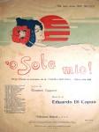Di Capua, Eduardo: O SOLE MIO (Canzone Napoletana)
