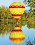 Davis, Charles: La montgolfière