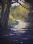 Davis, Charles: La rivière paresseuse