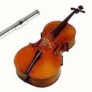 Christian Faivre: Duo pour flûte et violoncelle