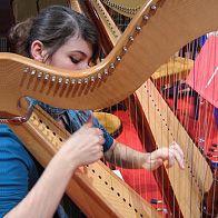 Christian Faivre: Harp aria