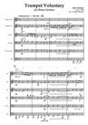 Trumpet Voluntary for brass sextuor