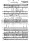 June-Concertino for viola and orchestra