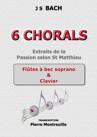 6 CHORALS