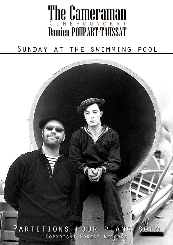 POUPART-TAUSSAT, Damien: Sunday at the swimming pool