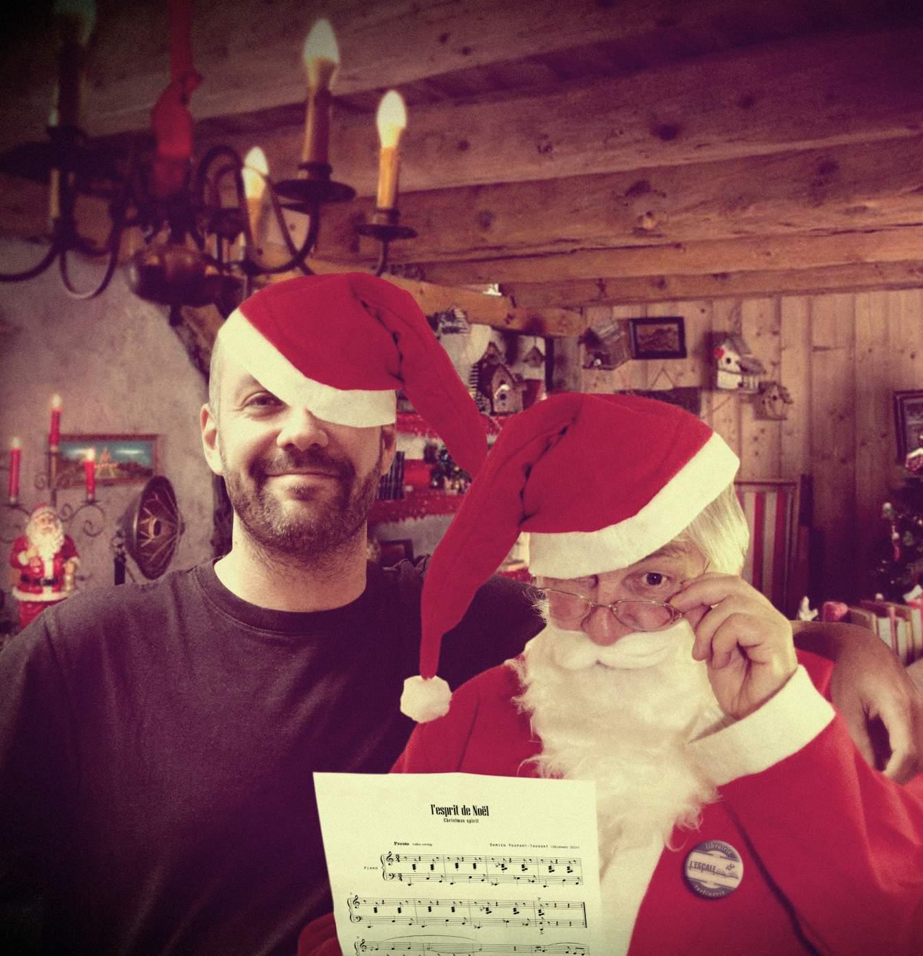 POUPART-TAUSSAT, Damien: Christmas spirit