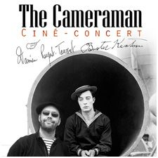 Album The Cameraman / Ciné-concert
