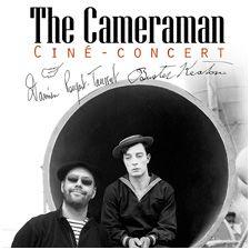 Album The Cameraman / Ciné-concert