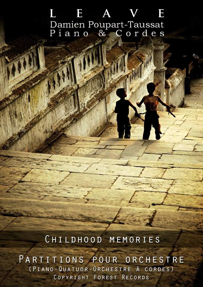 POUPART-TAUSSAT, Damien: Childhood memories
