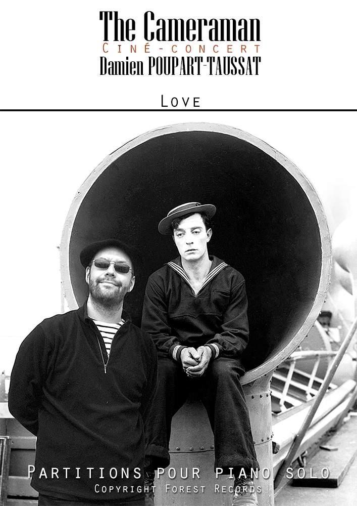 POUPART-TAUSSAT, Damien: Love