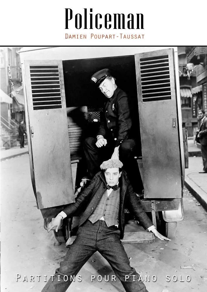 POUPART-TAUSSAT, Damien: Policeman