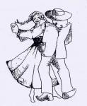Daneels, Pierre-Paul: Danse populaire