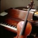 Daneels, Pierre-Paul: Valse 20 pour deux pianos et violoncelle