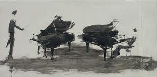 Lamiré pour deux pianos