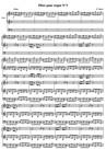 Pièce pour orgue N°3