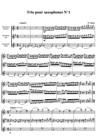 Trio pour saxophones N°1